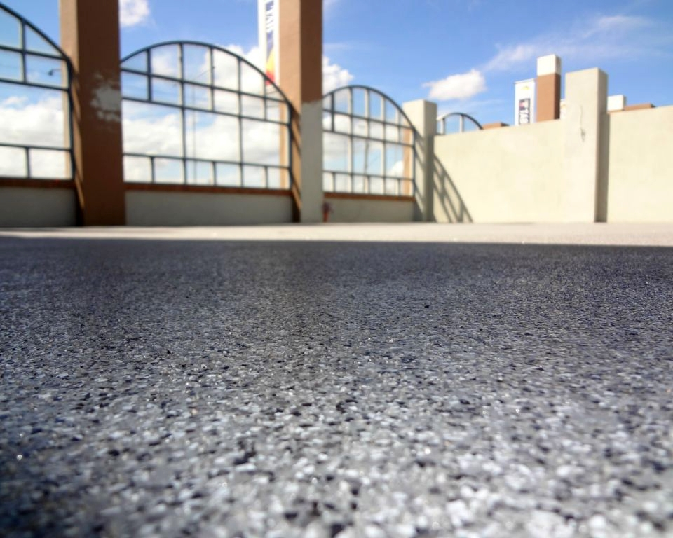 allgrind polished concrete exposure types